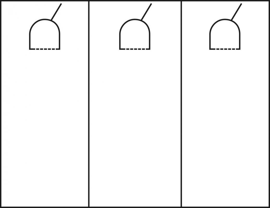 002 Template Ideas Free Printable Door Hanger Word Info Unusual - Free Printable Door Knob Hanger Template