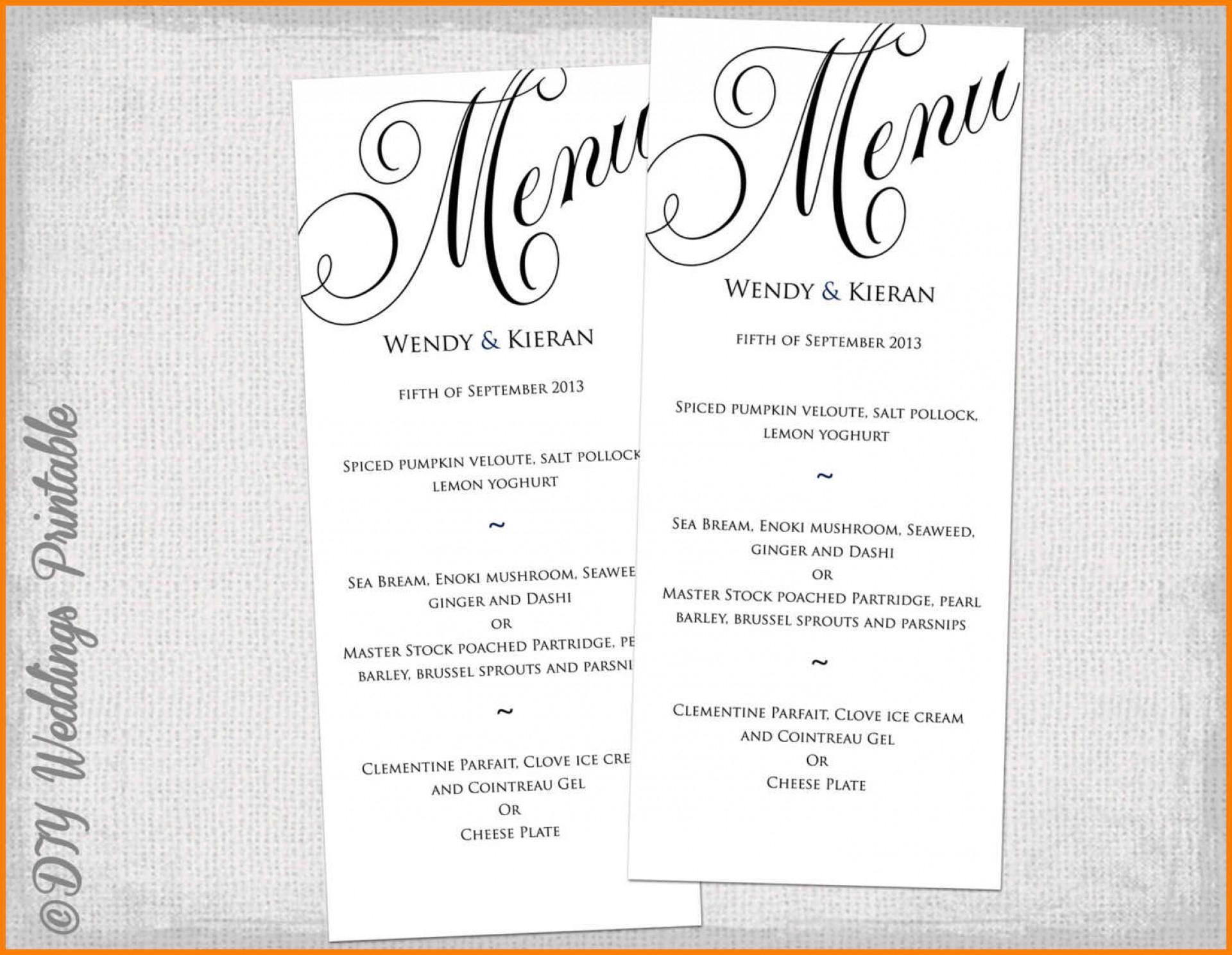 004 Dinner Party Menu Templates Template Ideas Elegant Leaflet - Free Printable Dinner Party Menu Template