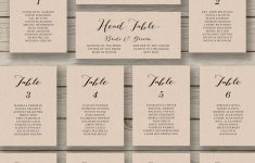 004 Wedding Seating Chart Templates Template ~ Ulyssesroom – Free Printable Wedding Seating Chart Template