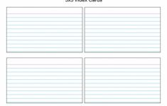005 Template Ideas Free Index Card Contact Info ~ Ulyssesroom - Free Printable Blank Index Cards