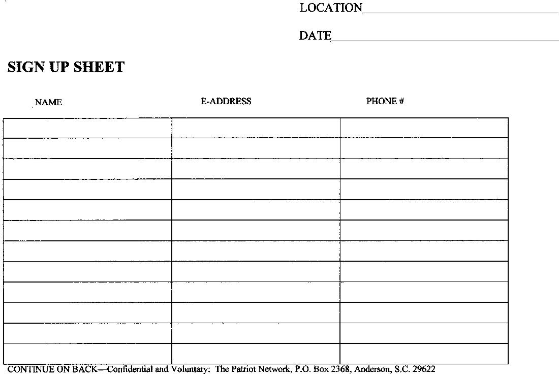 008 Volunteer Sign Up Sheet Templates Template Ideas Form Halloween - Free Printable Volunteer Forms