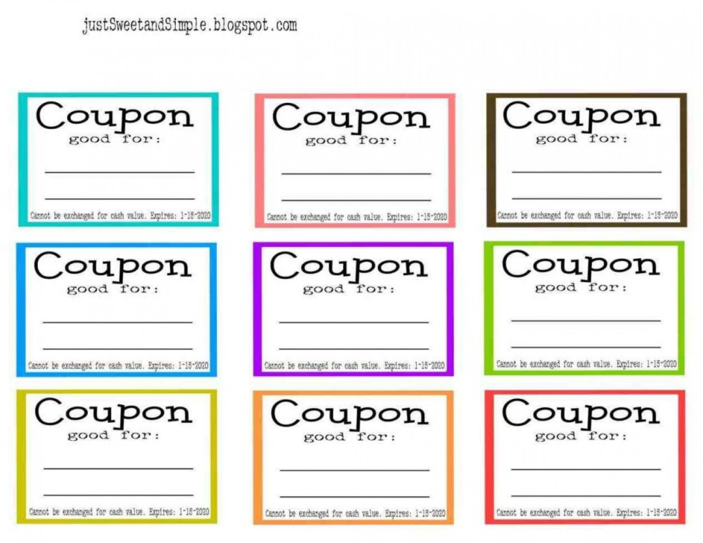 010 Make Your Own Coupon Template Free Printable Templates Brochure - Make Your Own Printable Coupons For Free