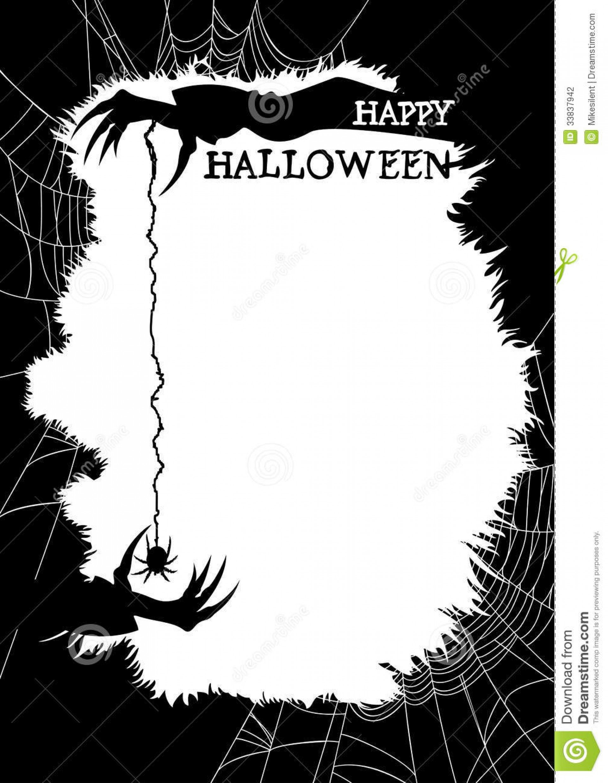 012 Free Halloween Flyers Templates Template Ideas Happy Greeting - Free Printable Halloween Flyer Templates