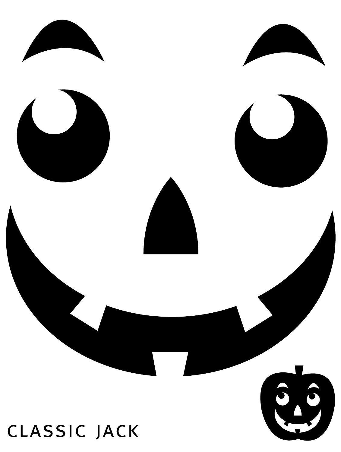 012 Free Pumpkin Templates Printable Template Ideas ~ Ulyssesroom - Free Pumpkin Carving Templates Printable