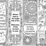 013 Free Printable Bookmark Templates Template Ideas   Free Printable Bookmarks Templates