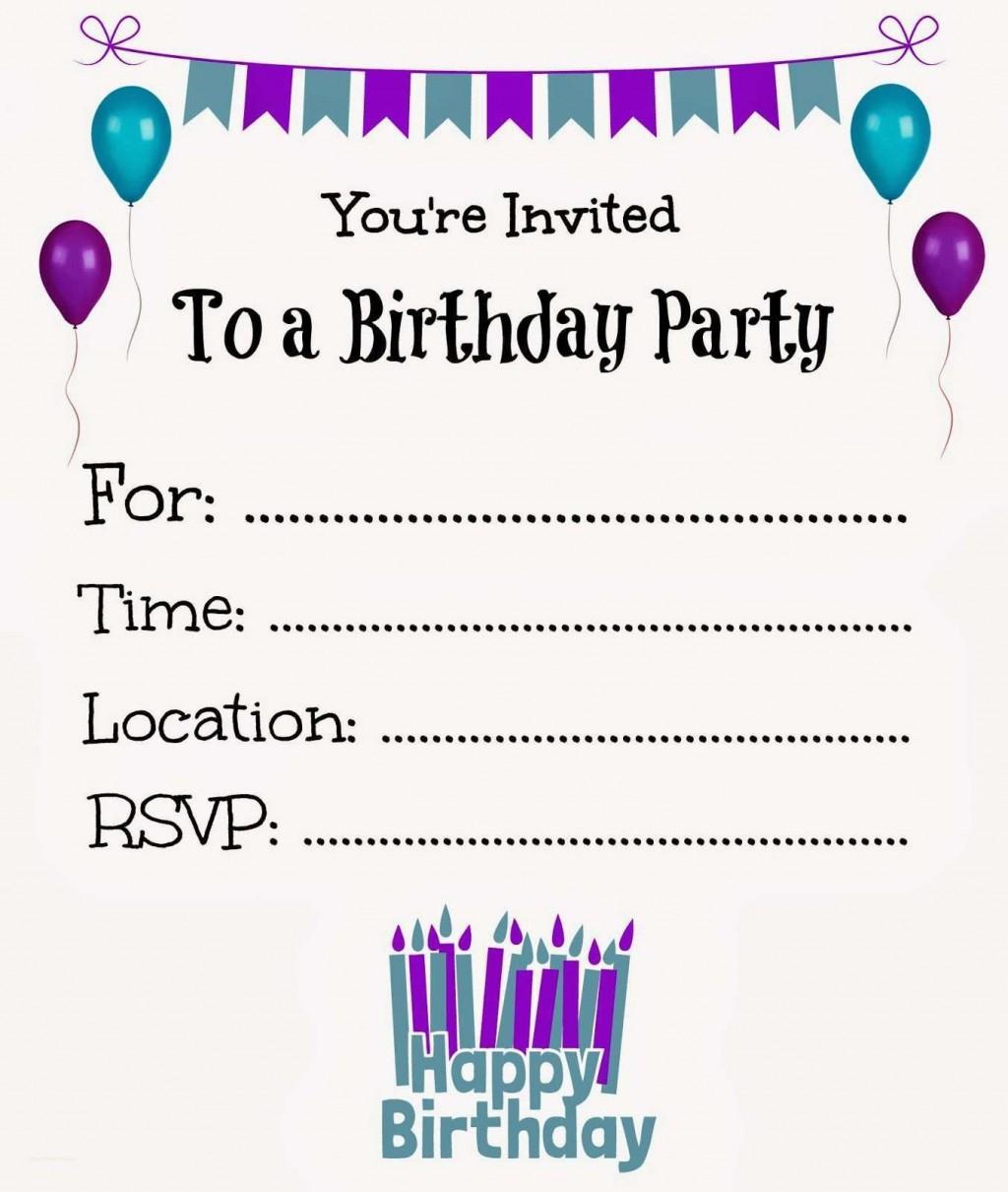 016 Template Ideas Invitations Templates Free ~ Ulyssesroom - 21St Birthday Invitation Templates Free Printable