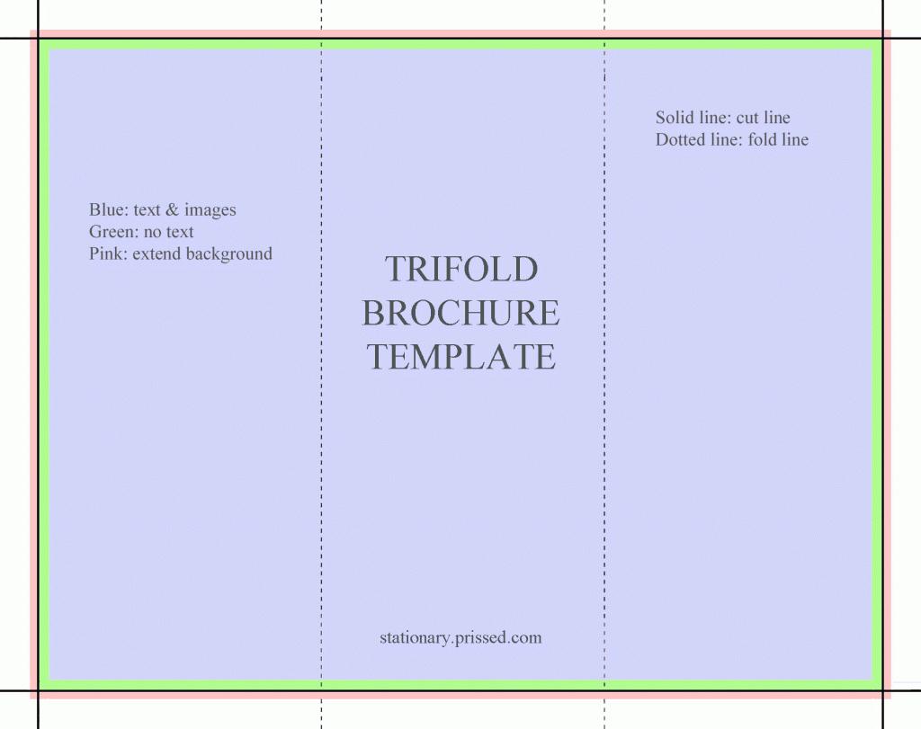017 Free Printable Brochure Templates Template Ideas Trifold Best - Free Printable Brochure Templates