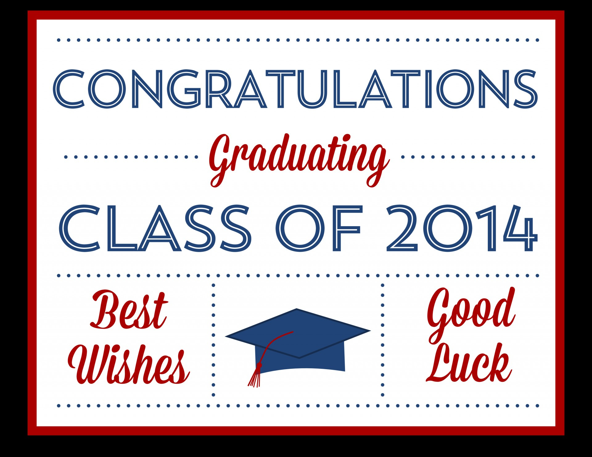018 H Engrossing Free High School Graduation Party Invitations - Free Printable Graduation Party Invitations 2014
