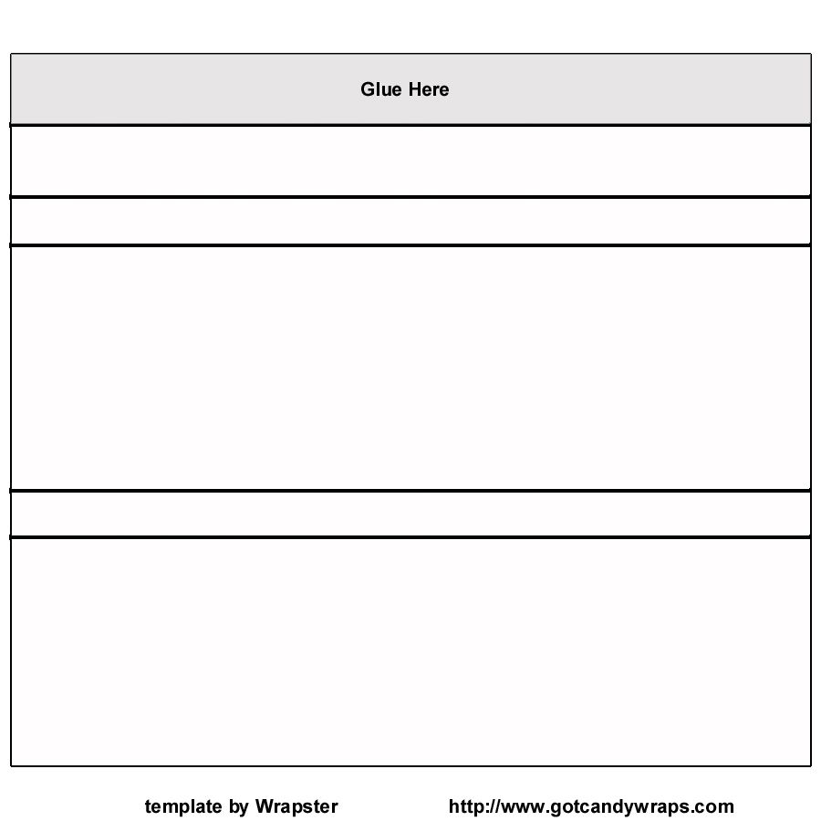 020 Free Printable Candy Bar Wrappersates Wrapperate Of Ideas - Free Printable Candy Bar Wrappers