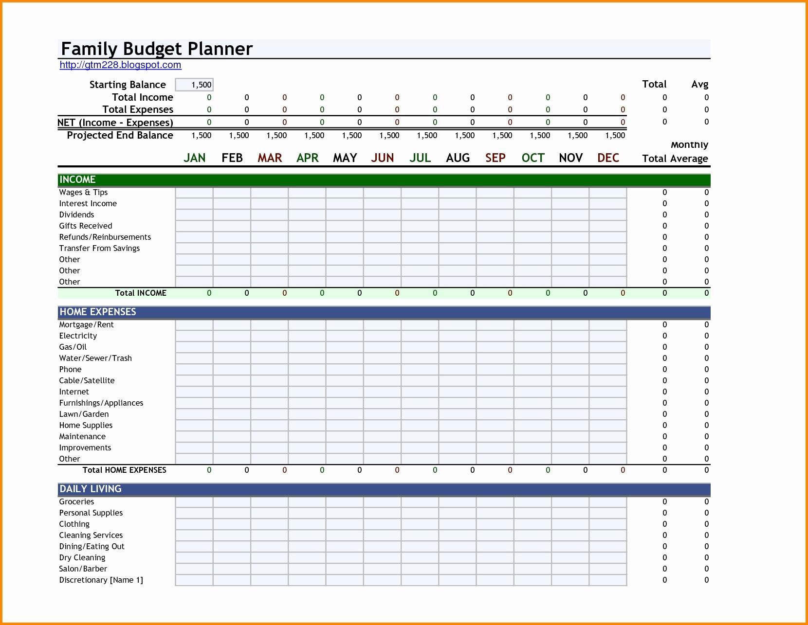 021 Bi Weekly Budget Planner Luxury Budsheet Free Printable Personal - Free Printable Bi Weekly Budget Template