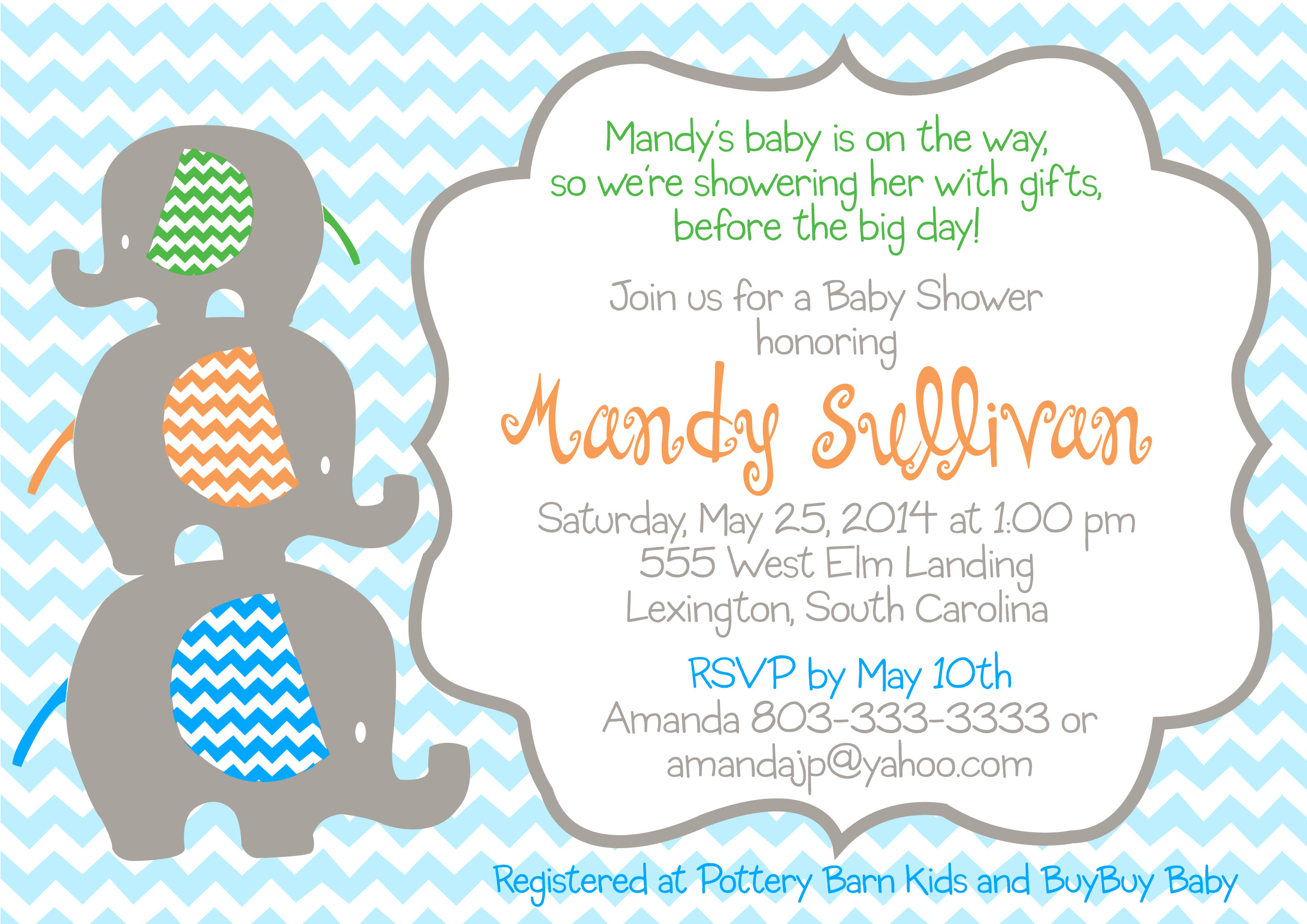 023 Baby Shower Invitation Templates Invite Template Free - Free Baby Shower Invitation Maker Online Printable