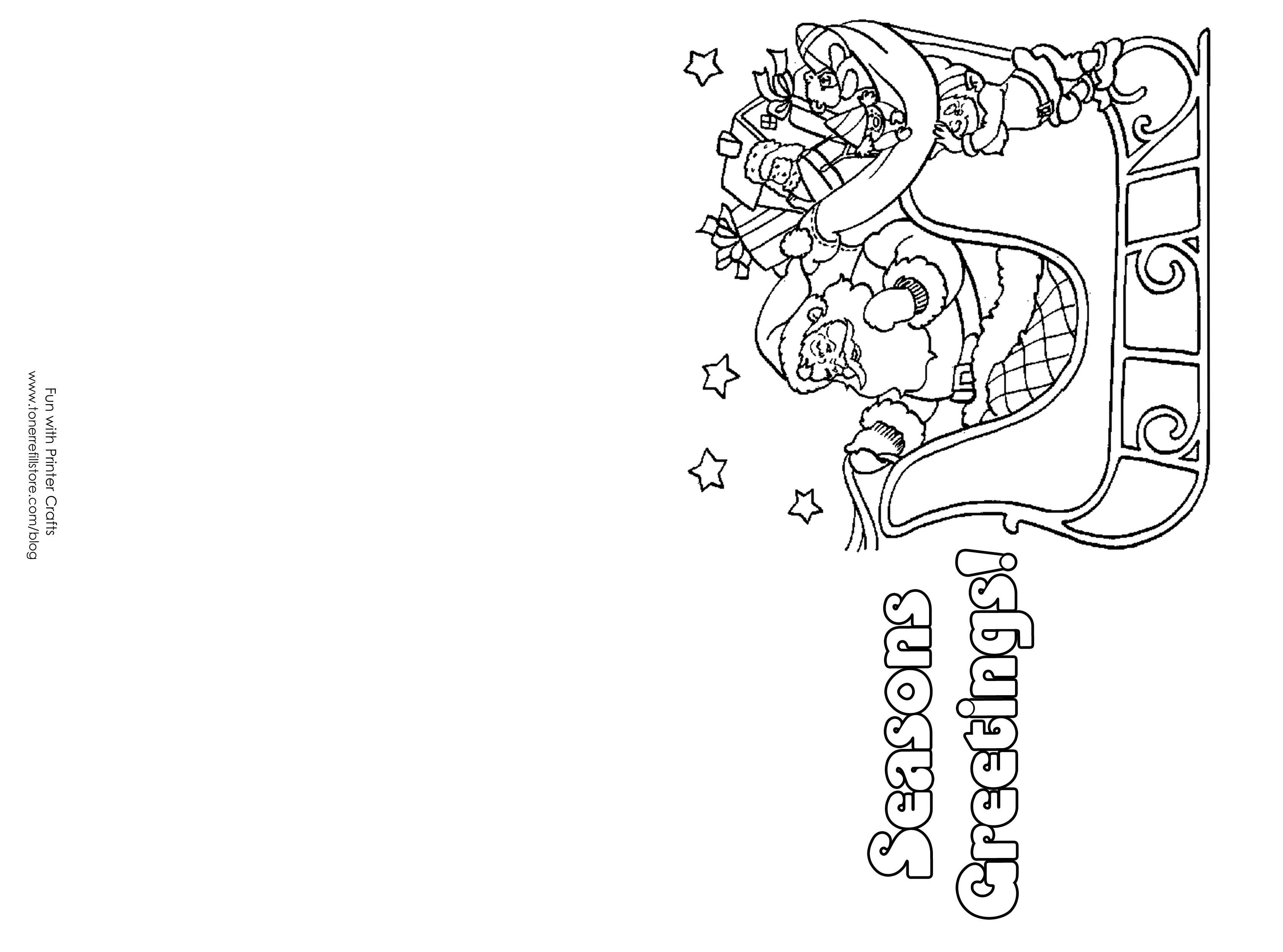 023 Free Printable Photo Christmas Card Templates Greeting Cards - Christmas Cards Download Free Printable