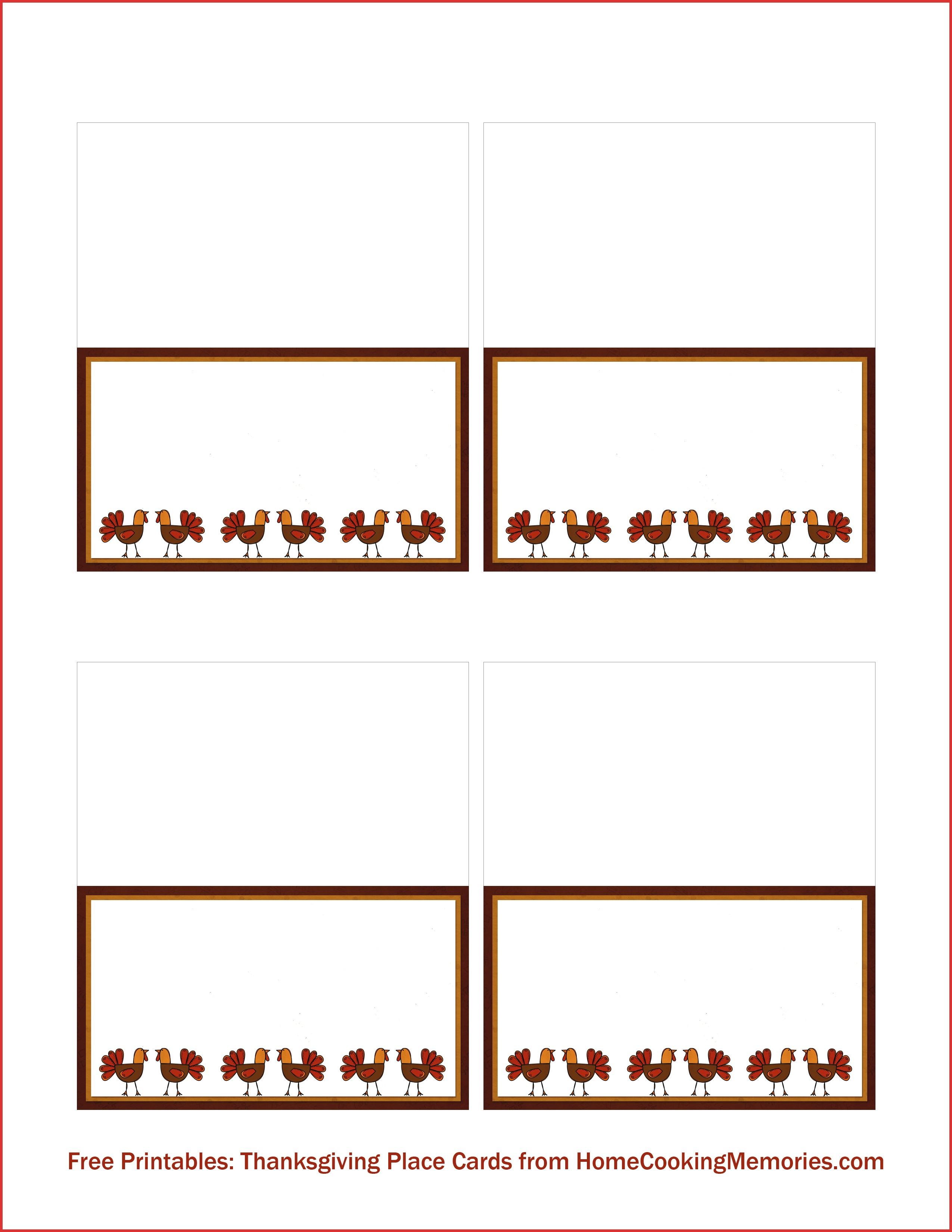 025 Printable Place Cards Template New Gameshacksfree Of ~ Ulyssesroom - Free Printable Place Card Templates Christmas