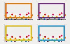 025 Template Ideas Name Badge Free Tag ~ Ulyssesroom – Hello Kitty Name Tags Printable Free