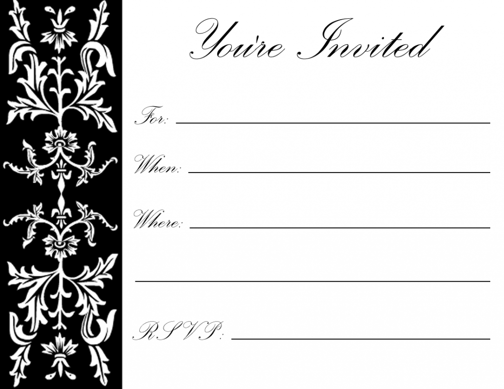 026 Template Ideas Free Printable Birthday Party Invitations For - Free Printable Religious Christmas Invitations