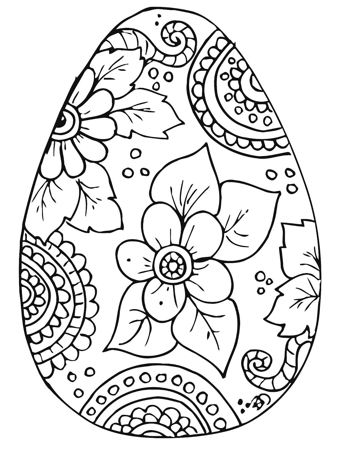 10 Cool Free Printable Easter Coloring Pages For Kids Who've Moved - Free Printable Easter Coloring Pages For Toddlers