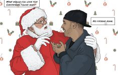 10 Drake-Themed Holiday Cards To Give To Your Friends, Family, And – Free Hallmark Christmas Cards Printable
