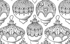 10 Free Printable Holiday Adult Coloring Pages   Adult And - Free Printable Holiday Coloring Pages
