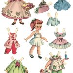 10 Free Printable Paper Dolls | Everyone Needs A Toy :) | Pinterest   Free Printable Paper Dolls From Around The World