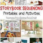 10 Story Sequencing Cards Printable Activities For Preschoolers – Free Printable Sequencing Cards For Preschool
