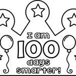 100Th Day Of School Printable Glasses Free – Jowo   100Th Day Of School Printable Glasses Free