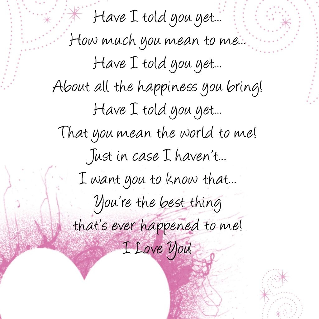 11 Awesome And Romantic Love Poems For Your Love   Quotes And - Free Printable Love Poems For Him
