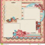 12 Free Design Templates For Scrapbooking Images   Free Scrapbook   Free Printable Scrapbook Pages