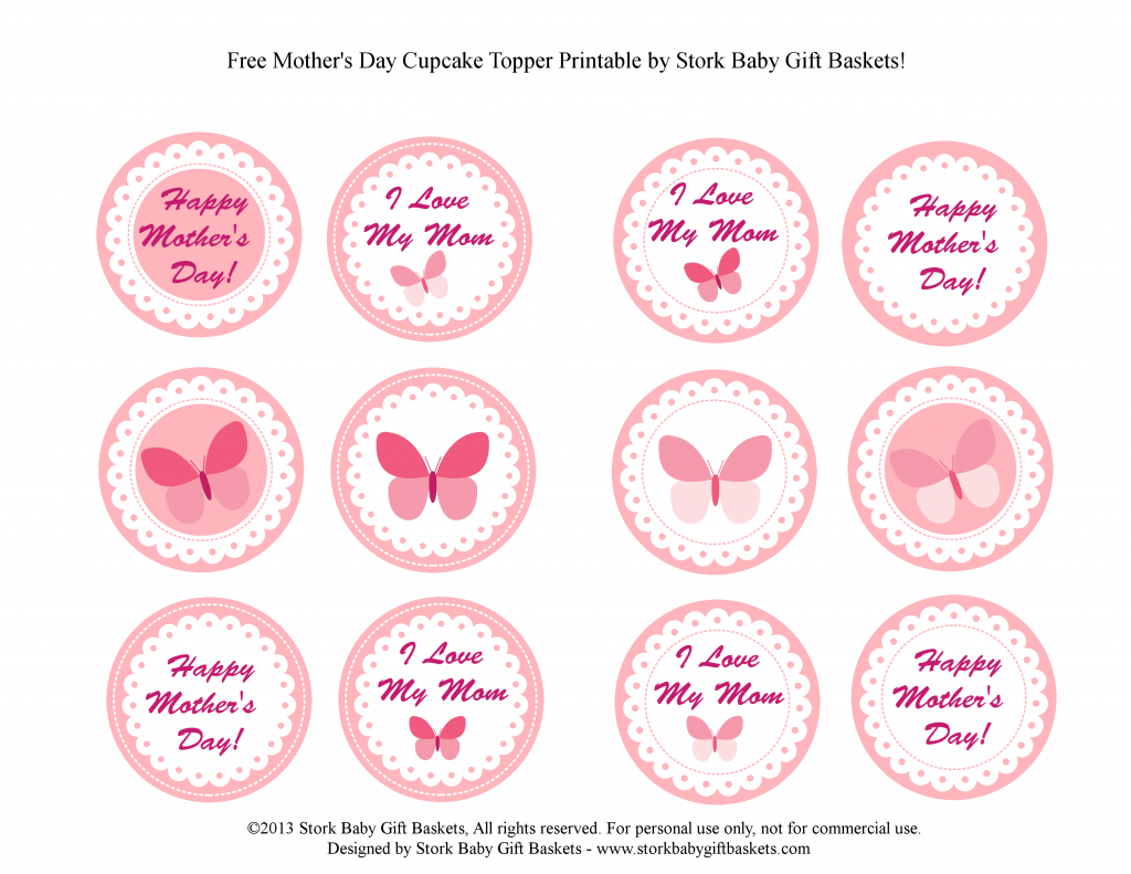13 Cupcakes Baby Shower Printables Photo - Free Printable Baby - Free Printable Cupcake Toppers Bridal Shower