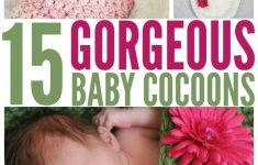 15 Gorgeous Baby Cocoon Patterns · Arts & Crafts   Baby Crochet - Free Printable Crochet Patterns For Baby Cocoons