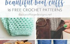 16 Free Boot Cuff Crochet Patterns | Best Of Daisy Cottage Designs - Free Printable Crochet Patterns For Boot Cuffs