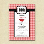 16 Free Printable Cookout Invitations Template Images   Free Cookout   Free Printable Cookout Invitations