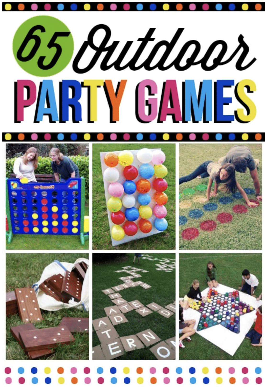 18 Memorable Graduation Party Games Everyone Will Absolutely Love - Free Printable Graduation Party Games