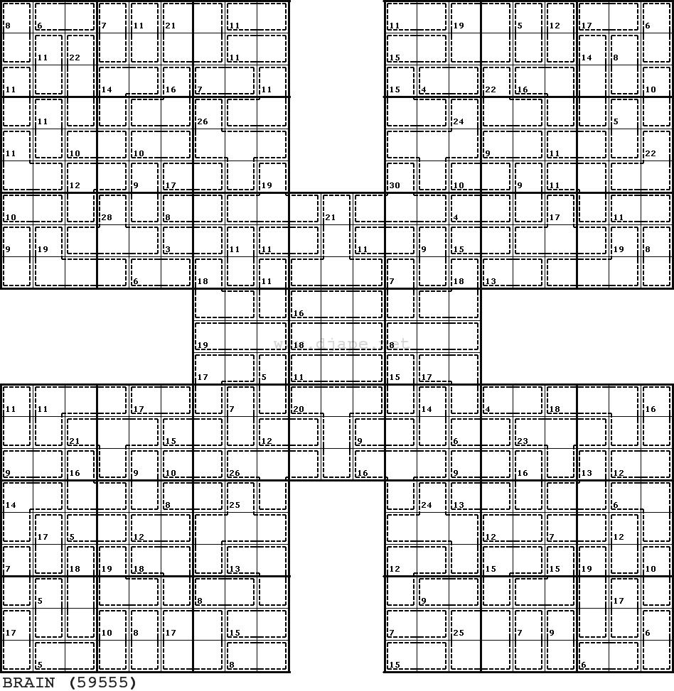 183 Meilleures Images Du Tableau Sudoku | Puzzle, Games Et Logic Puzzles - Killer Sudoku Free Printable