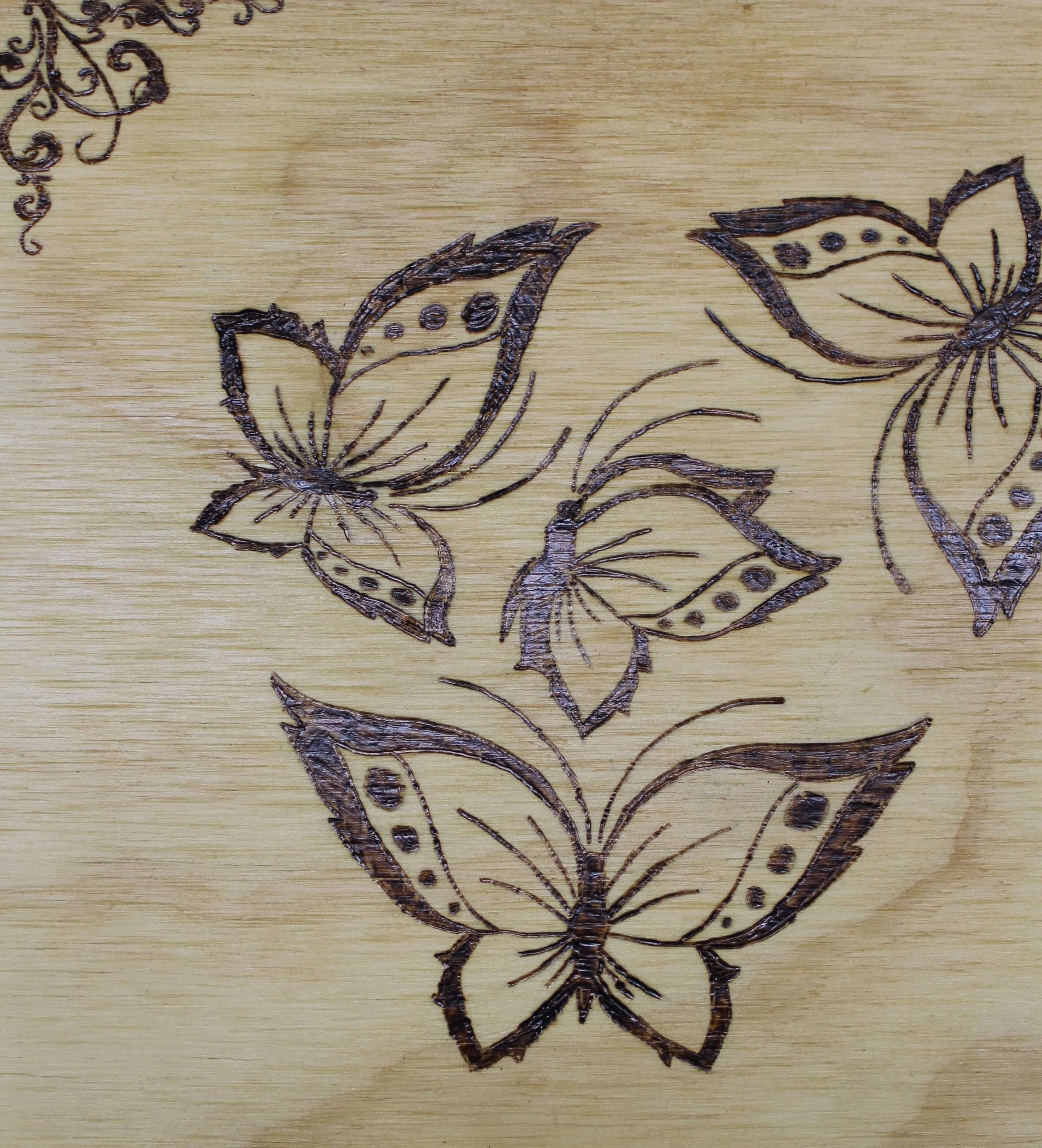 20 Free Printable Wood Burning Patterns For Beginners | Wood Burning - Free Printable Pyrography Patterns