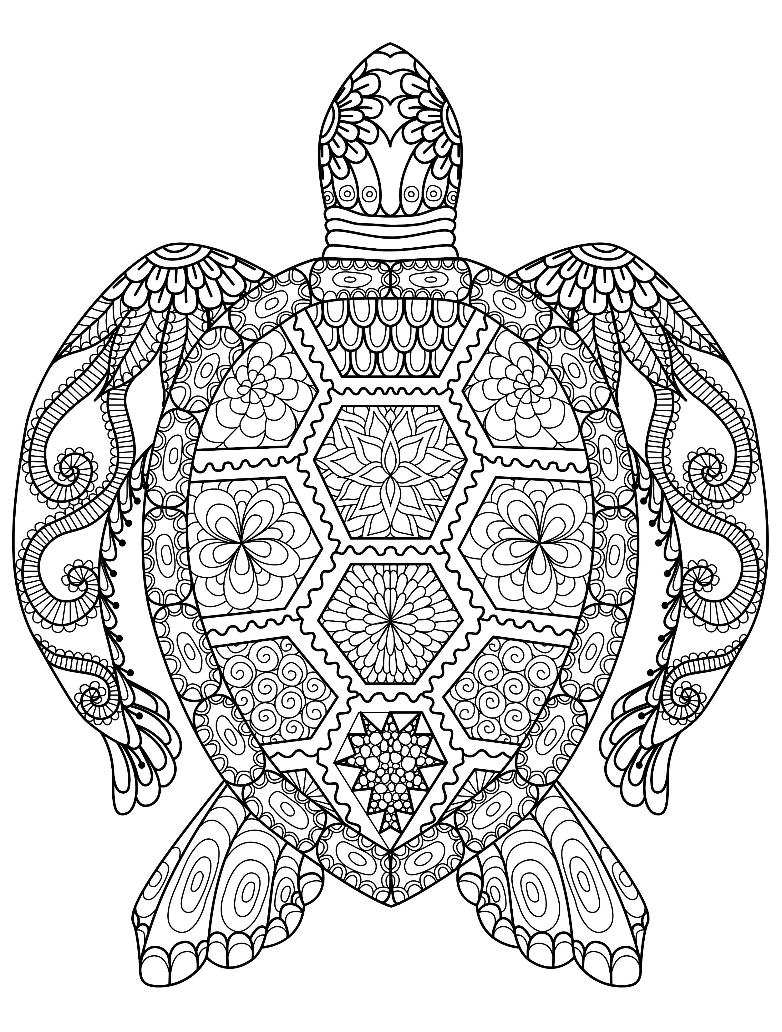 20 Gorgeous Free Printable Adult Coloring Pages | Coloring--Back To - Free Printable Coloring Cards For Adults