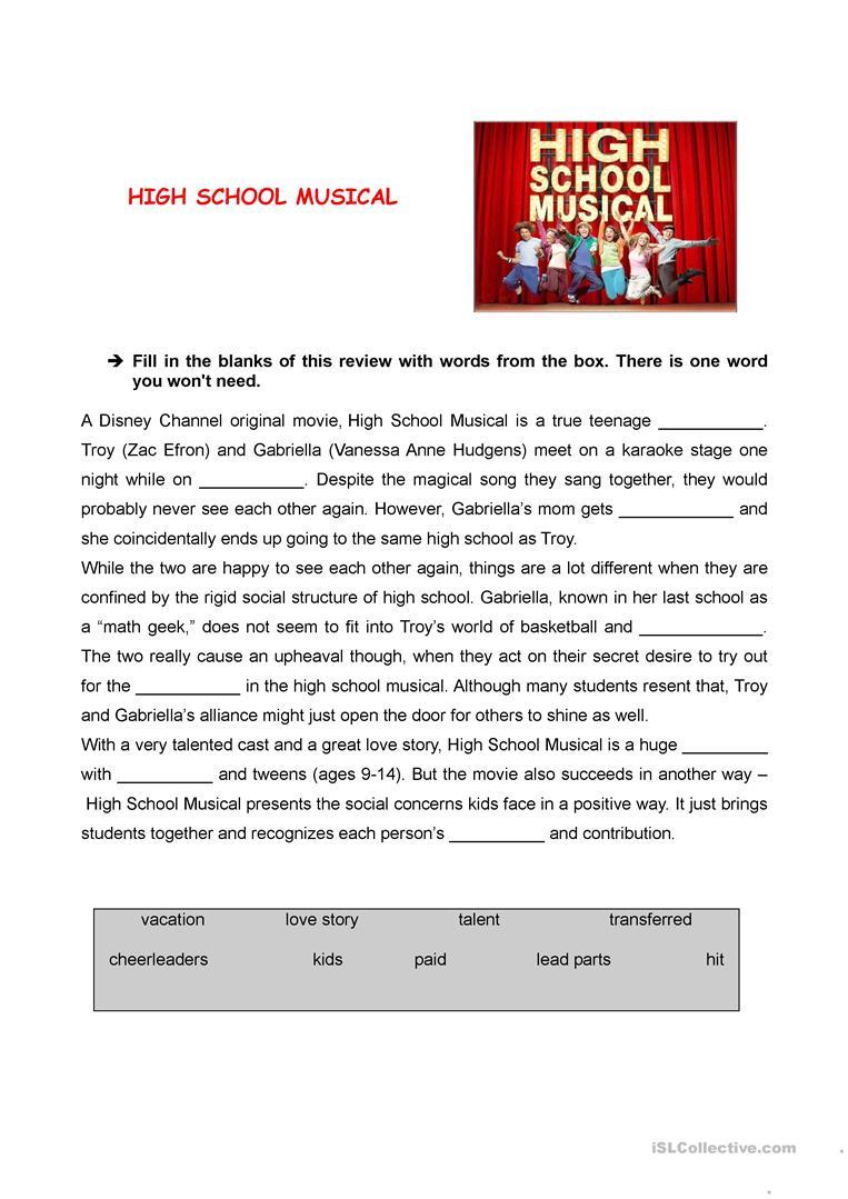 28 Free Esl High School Worksheets - Free Printable Esl Worksheets For High School