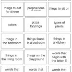 28 Fun Pictionary Cards | Kittybabylove   Free Printable Pictionary Cards