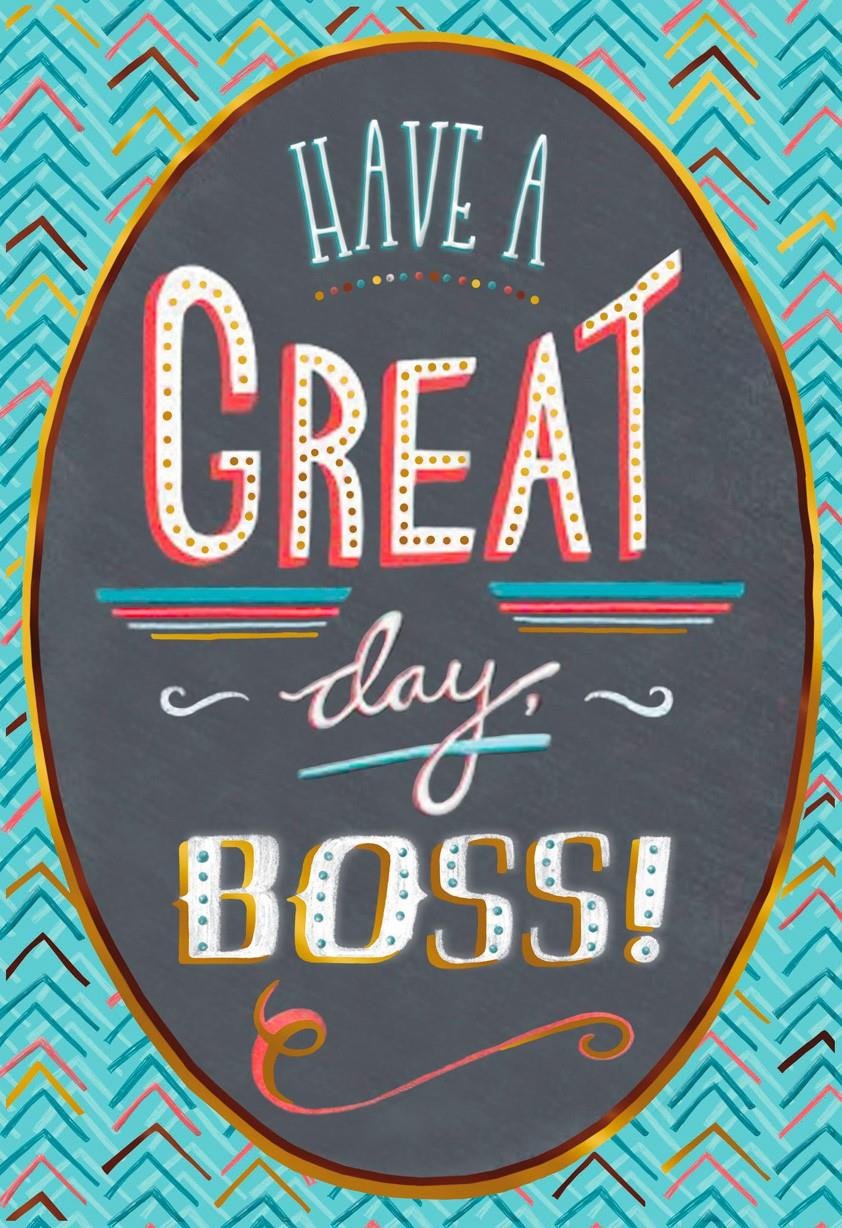 28 Great Boss's Day Cards   Kittybabylove - Boss Day Cards Free Printable