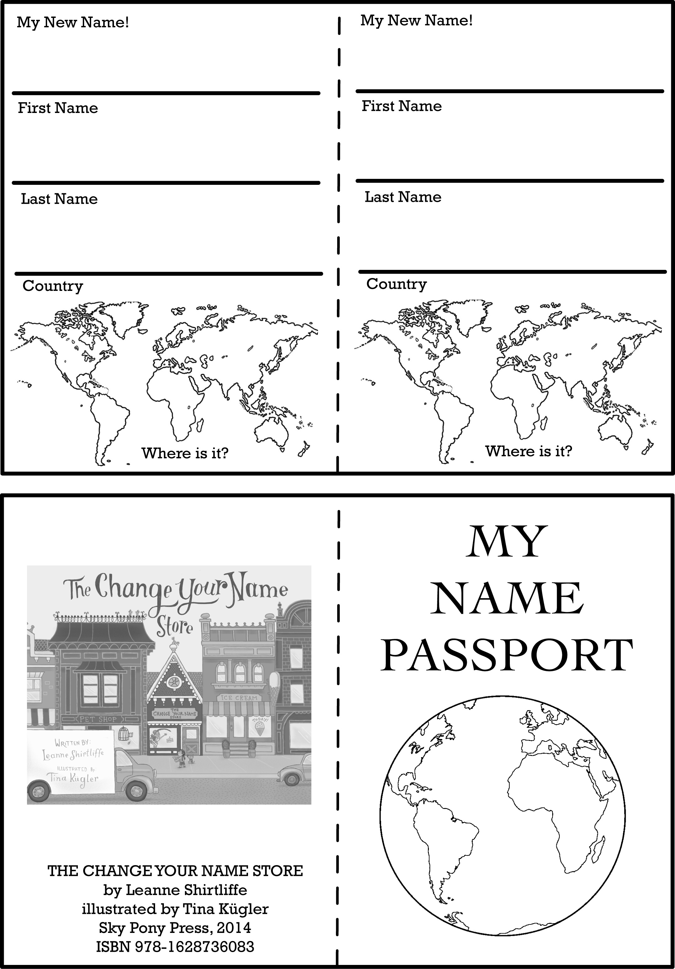 28 Images Of Passport Template Free Printable Book   Unemeuf - Free Printable Passport Template