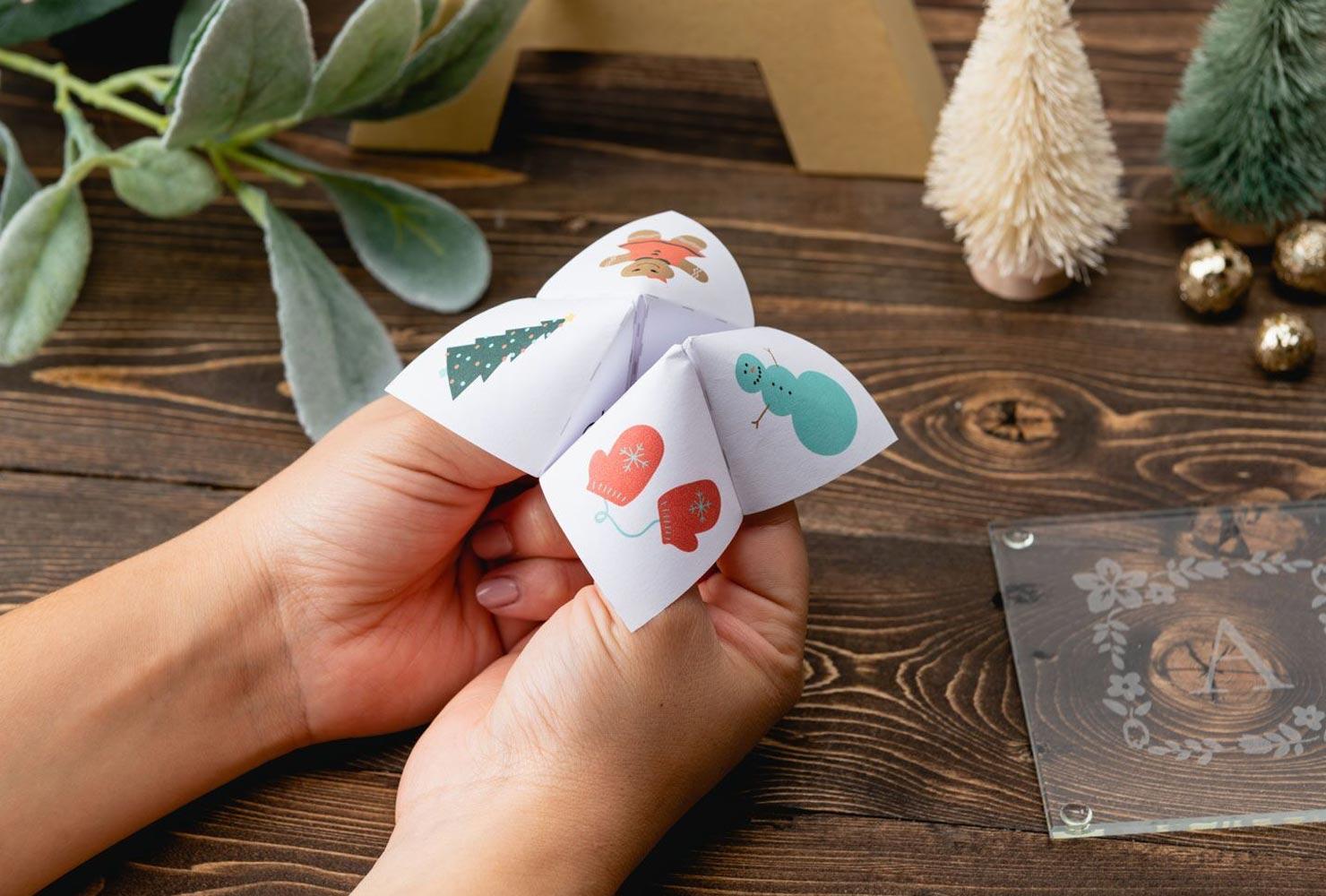 29 Christmas Crafts For Kids + Free Printable Crafts | Shutterfly - Free Printable Christmas Craft Templates