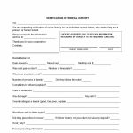 29 Rental Verification Forms (For Landlord Or Tenant)   Template Archive   Free Printable Landlord Forms