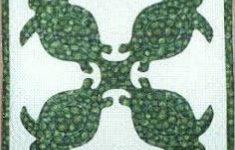 Free Printable Hawaiian Quilt Patterns