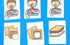 3 Step Sequencing Cards Free Printables For Preschoolers | Speech - Free Printable Sequencing Cards For Preschool