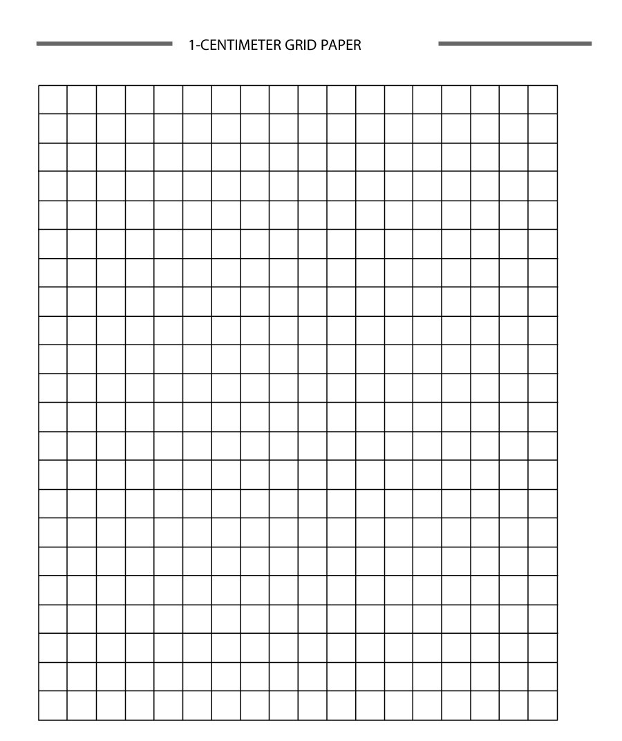 30+ Free Printable Graph Paper Templates (Word, Pdf) - Template Lab - Free Printable Grid Paper