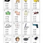 32 Free Esl Cvc Worksheets   Cvc Words Worksheets Free Printable