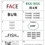 34 Best Rebus Puzzles Images On Pinterest | Puzzles, Brain Teaser   Free Printable Critical Thinking Puzzles