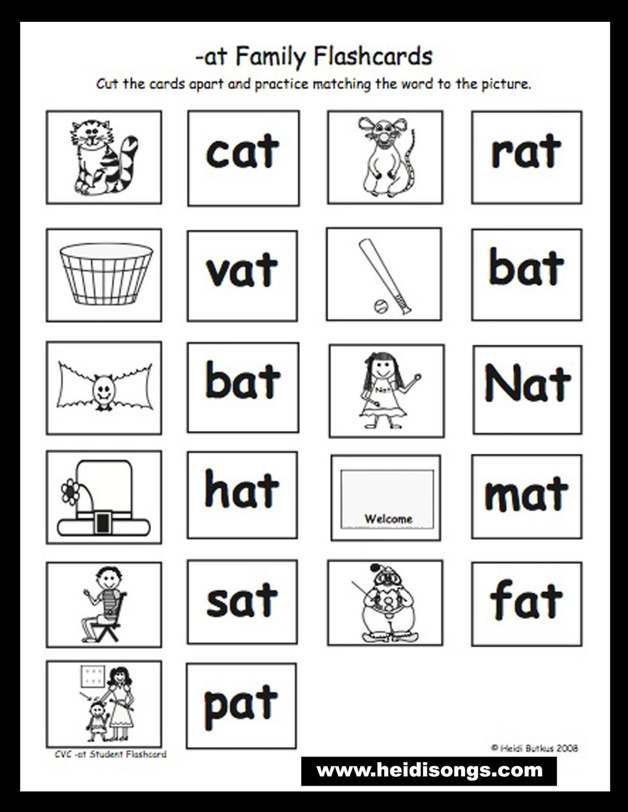 36 Math Practice Worksheets For Kindergarten – Worksheet Template - Free Printable Word Family Worksheets For Kindergarten