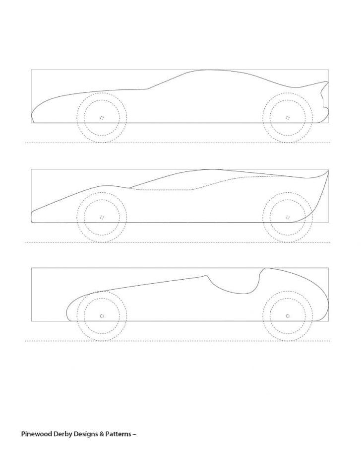 Free Printable Car Template