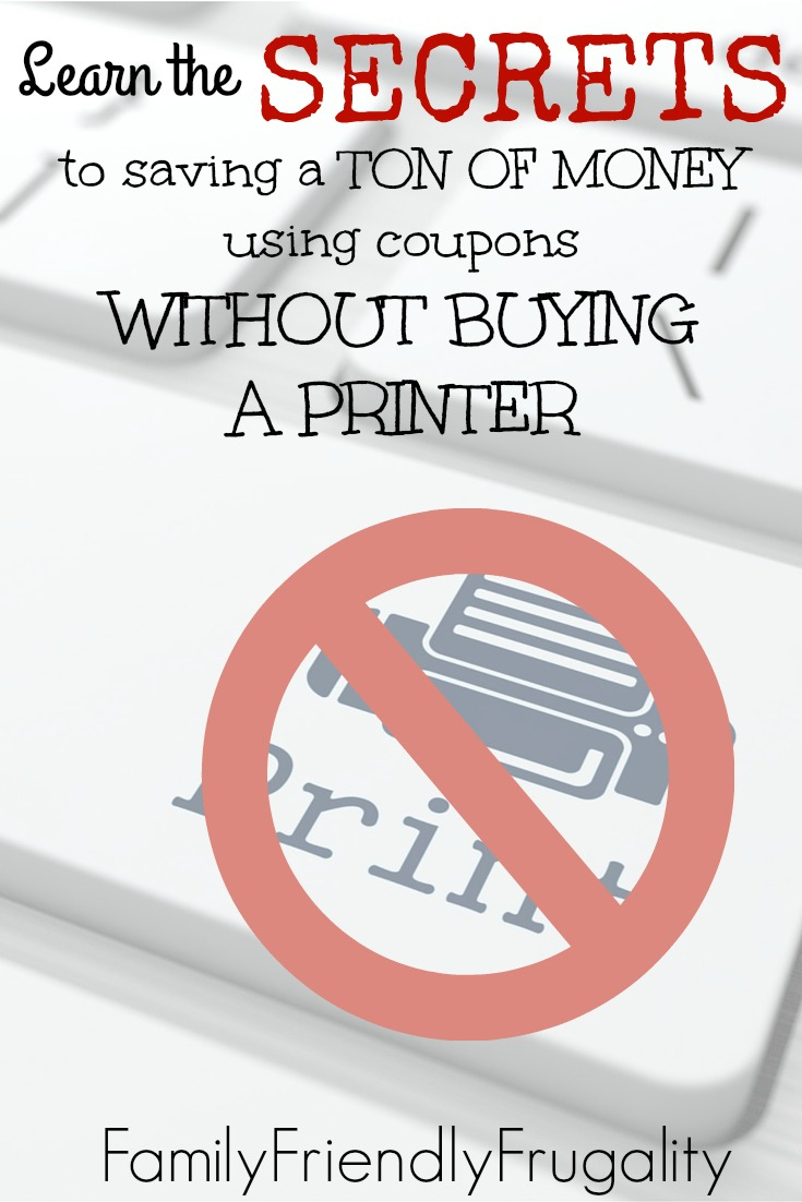 4 Easy Ways To Coupon Without A Printer - Free Printable Coupons Without Coupon Printer