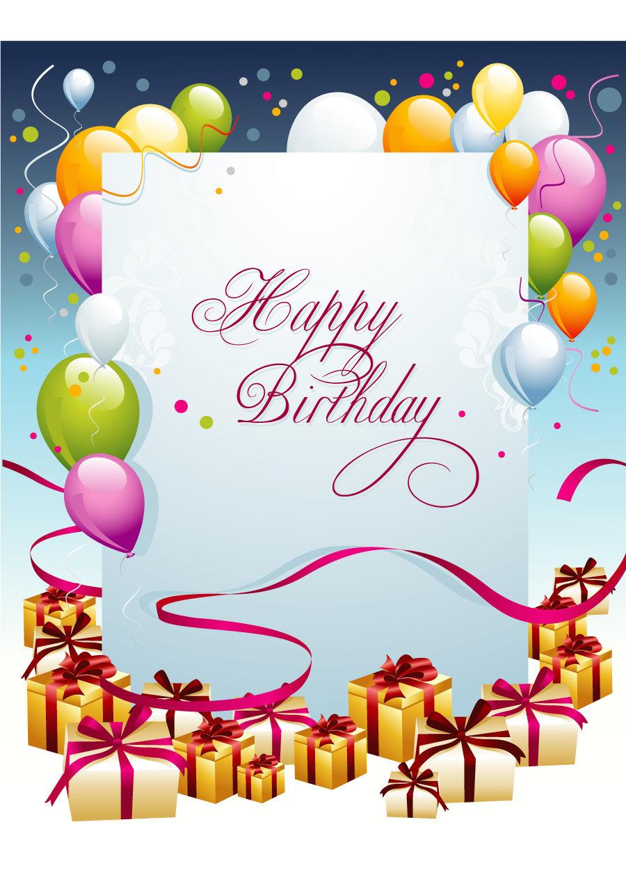 40+ Free Birthday Card Templates ᐅ Template Lab - Free Printable Money Cards For Birthdays
